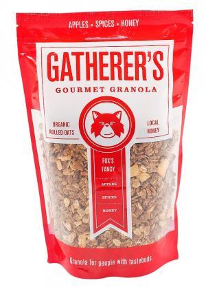Gatherer's Gourmet Granola Fox's Fancy
