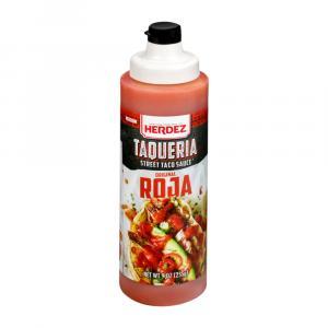 Herdez Taqueria Original Roja Taco Sauce