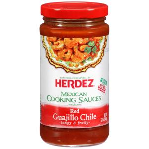 Herdez Mexican Cooking Sauces Red Guajillo Chile