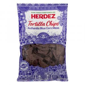 Herdez Blue Corn Masa Tortilla Chips