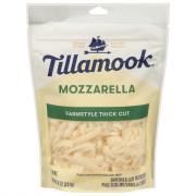 Tillamook Mozzarella Shredded Cheese