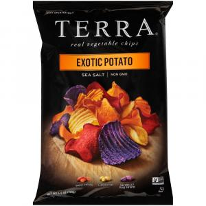 Terra Exotic Potato Sea Salt Chips