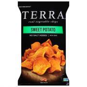 Terra No Salt Sweet Potato Chips
