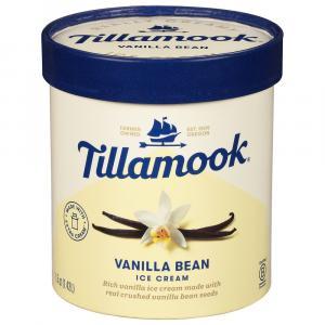 Tillamook Vanilla Bean Ice Cream