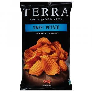 Terra Krinkle Cut Sweet Potato Sea Salt