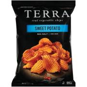 Terra Krinkle Cut Sweet Potato Sea Salt
