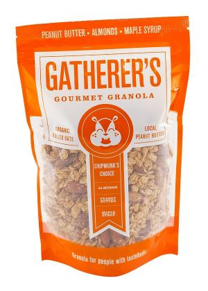 Gather's Gourmet Granola Chipmunk's Choice
