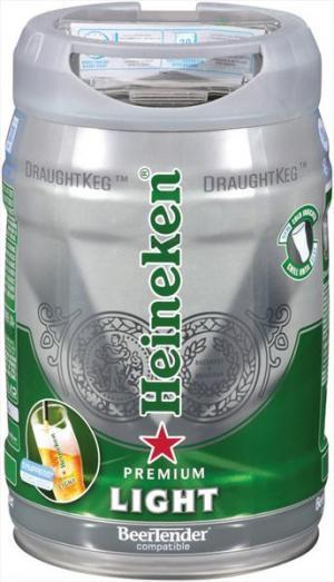 Heineken Light Keg