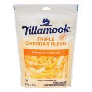 Tillamook Triple Cheddar Shredded Cheese