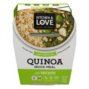 Cucina & Amore Quinoa Meal Basil Pesto