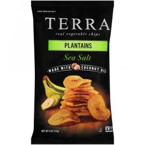Terra Plantains Sea Salt Chips