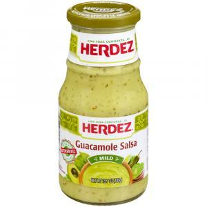 Herdez Guacamole Salsa Mild
