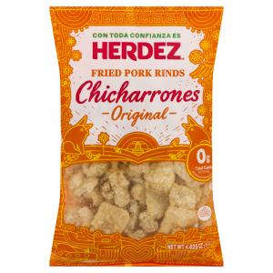Herdez Chicharrones Original Pork Rinds