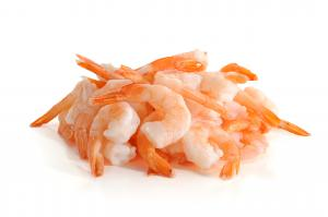 Cooked Salad Shrimp