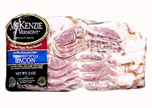 McKenzie Country Style Sliced Bacon