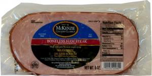 Mckenzie Boneless Ham Steaks