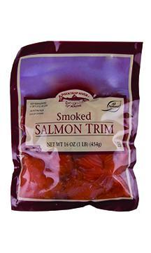 Grab & Go Salmon Trim
