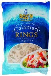 Bos'n Frozen Squid Rings