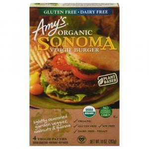 Amy's Sonoma Organic Veggie Burger