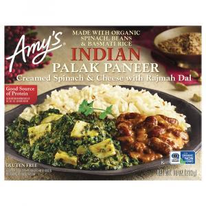 Amy's Indian Palak Paneer