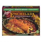 Amy's Gluten Free Black Bean Enchilada Meal