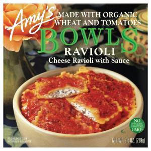 Amy's Ravioli Bowl