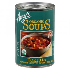 Amy's Organic Gluten Free Tortilla Soup