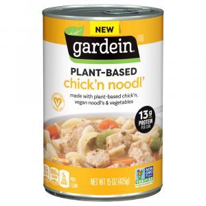 Gardein Plant-Based Chick'n Noodl' Soup