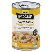 Gardein Plant-Based Chick'n Noodl' Soup