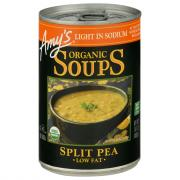 Amy's Organic Light in Sodium Split Pea Soup