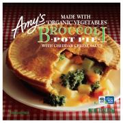 Amy's Broccoli & Cheese Pot Pie