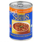 Amy's Organic French Country Vegetable Soup