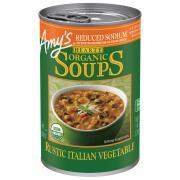 Amy's Organic Rustic Italian Vegetable Soup