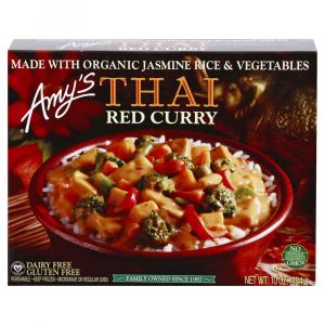 Amy's Bowl Thai Red Curry