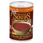 Amy's Organic Light in Sodium Cream of Tomato Soup