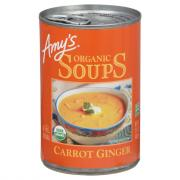 Amy's Organic Carrot & Ginger Soup