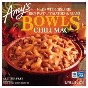 Amy's Chili Mac Bowl