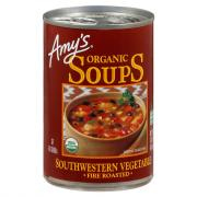 Amy's Organic Fire Roasted Southwestern Vegetable Soup