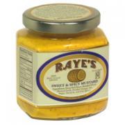 Raye's Sweet & Spicy Mustard