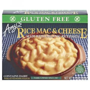 Amy's Gluten Free Rice Macaroni & Cheese