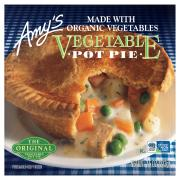 Amy's Vegetable Pot Pie