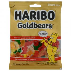 Haribo Gold Bear Gummi Candy