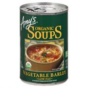 Amy's Organic Vegetable Barley Soup