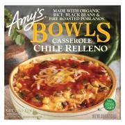 Amy's Chile Relleno Casserole Bowl