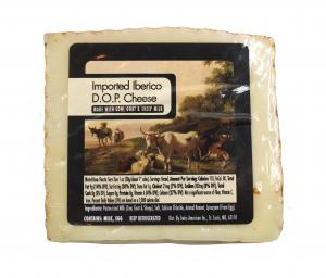 Imported Iberico Wedge Cheese