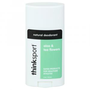 Thinksport Aloe & Tea Flowers Natural Deodorant