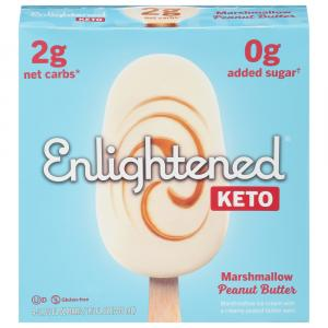 Enlightened Keto Collection Marshmallow Peanut Butter