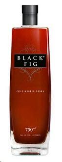 Black Fig Vodka