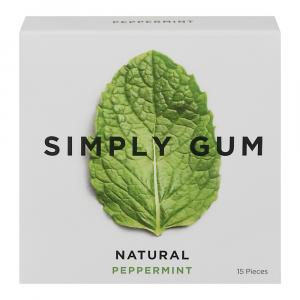 Simply Gum Natural Mint