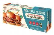 Grateful Market Beef Bacon & Cheddar Sliders